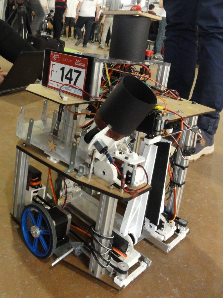 Hubert le robot